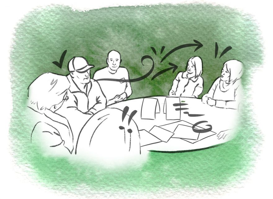 Massive co-creation to reshape public health